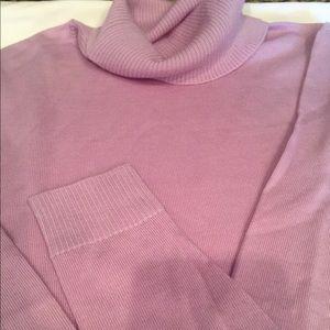 Pendleton Merino Wool Turtleneck Sweater.